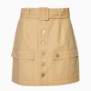 NEW!! INSPR Twill Utility Skirt